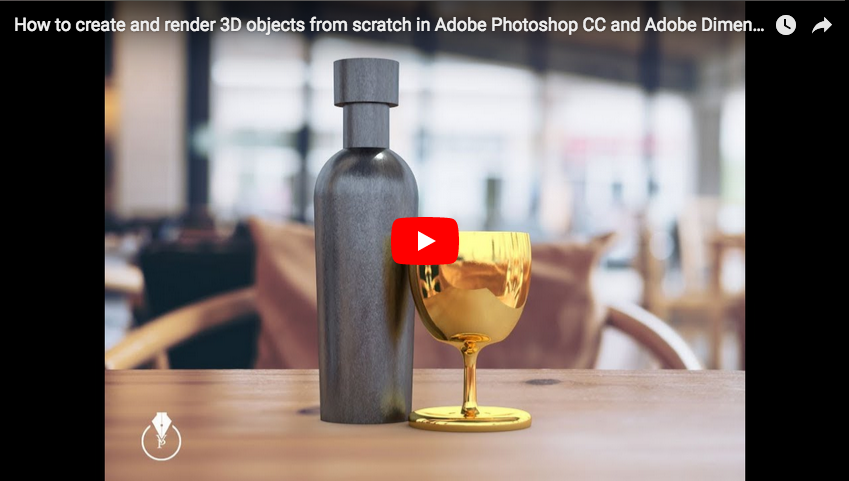 DN TUTORIAL: How to Create and Render 3D Objects – Artist Connect